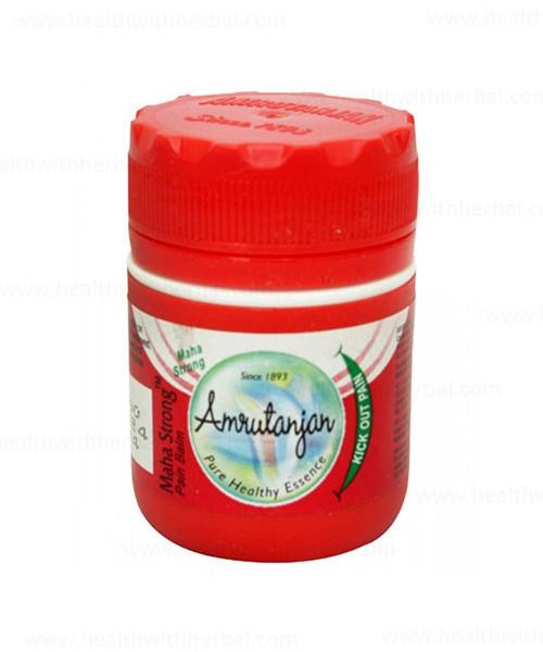 buy Amrutanjan Maha Strong Balm in UK & USA