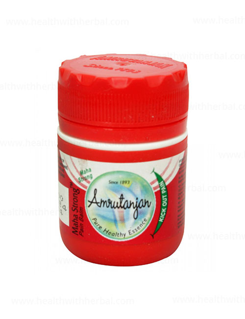 buy Amrutanjan Maha Strong Balm in UK & USA