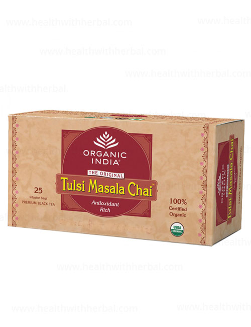buy Organic India Tulsi Masala Tea in UK & USA