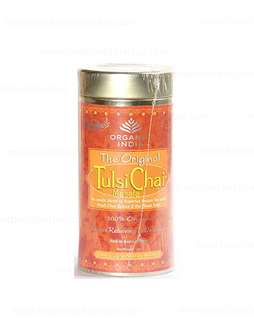 buy Organic India Tulsi Chai Masala in UK & USA