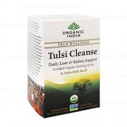 Organic India Tulsi Cleanse Tea