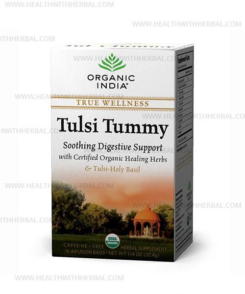buy Organic India Tulsi Tummy Tea in UK & USA