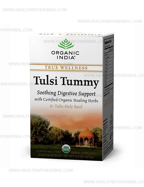 buy Organic India Tulsi Tummy Tea in UK & USA
