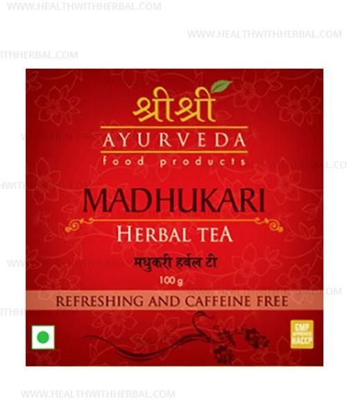 buy Sri Sri Ayurveda Madhuhari Herbal Tea in UK & USA