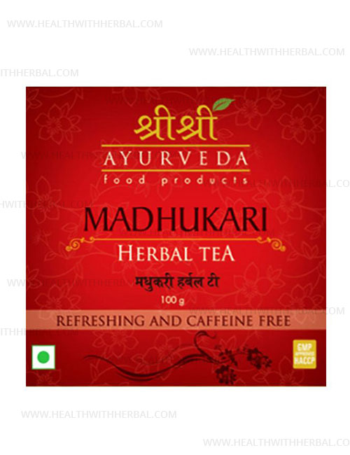 buy Sri Sri Ayurveda Madhuhari Herbal Tea in UK & USA
