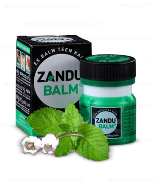 buy Zandu Balm in UK & USA
