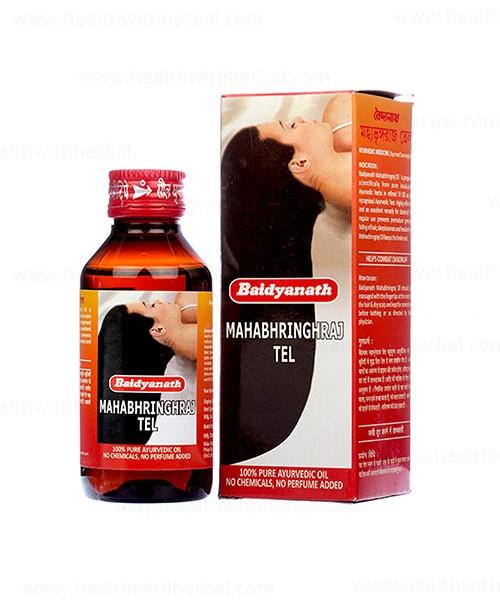 buy Baidyanath Mahabhringraj Tail in UK & USA