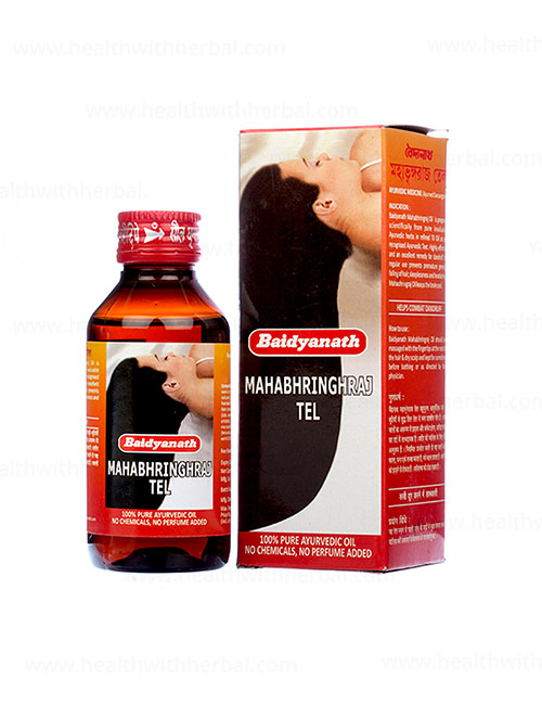 buy Baidyanath Mahabhringraj Tail in UK & USA