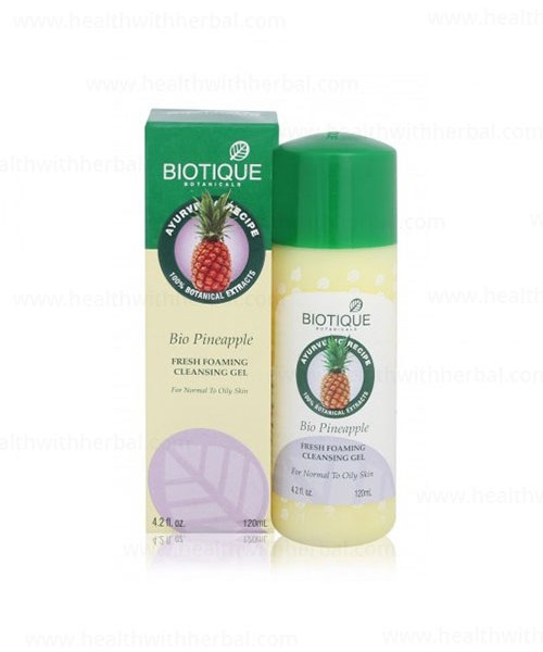 buy Bio-Pineapple Fresh Foaming Cleansing Gel in UK & USA