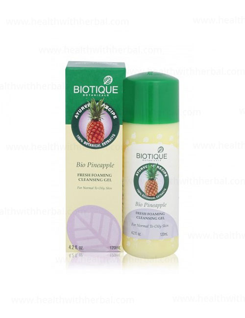 buy Bio-Pineapple Fresh Foaming Cleansing Gel in UK & USA