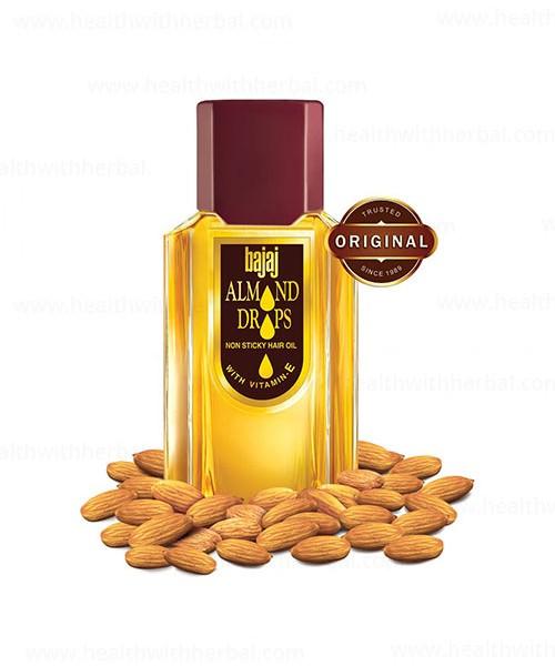 buy Bajaj Almond Drops Hair Oil in UK & USA