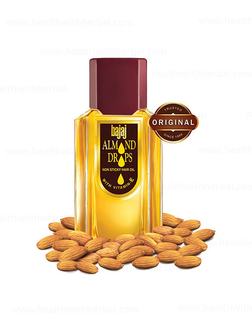 buy Bajaj Almond Drops Hair Oil in UK & USA