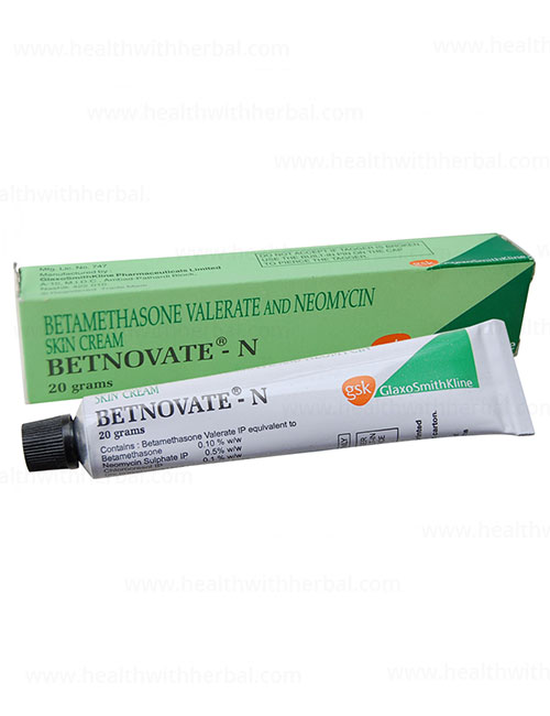Buy Betnovate N Cream in UK & USA at healthwithherbal