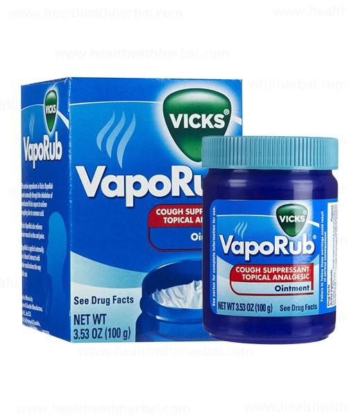 buy Vicks Vaporub in UK & USA