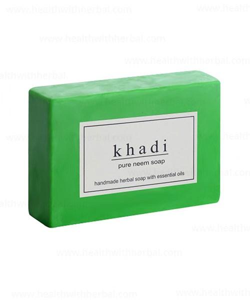 buy Khadi Pure Neem Soap in UK & USA