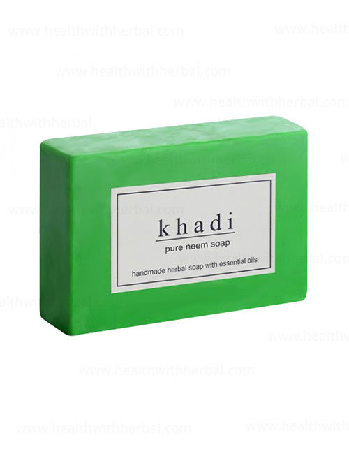 buy Khadi Pure Neem Soap in UK & USA