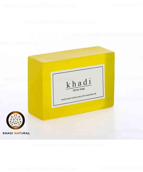 buy Khadi Lemon Soap in UK & USA