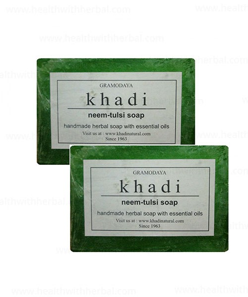buy Khadi Neem Tulsi Soap in UK & USA