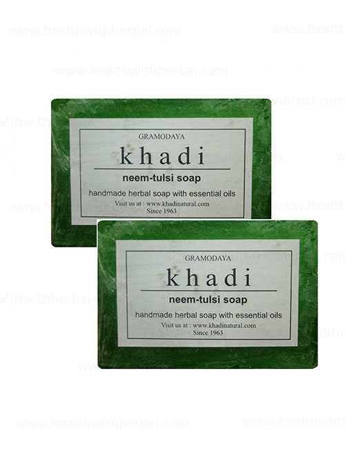 buy Khadi Neem Tulsi Soap in UK & USA