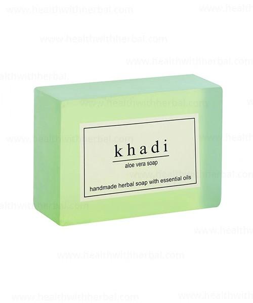 buy Khadi Aloe Vera Soap in UK & USA