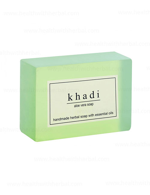 buy Khadi Aloe Vera Soap in UK & USA