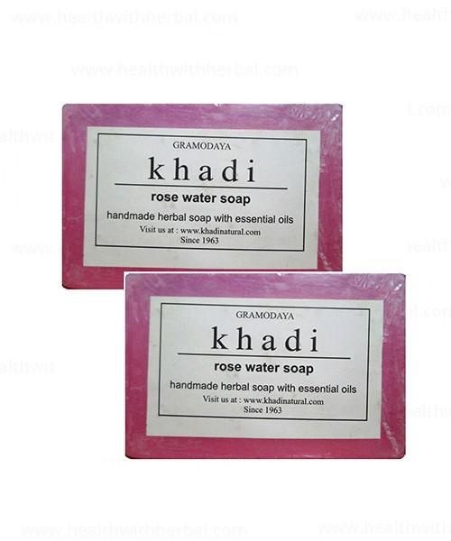 buy Khadi Rose Water Soap in UK & USA