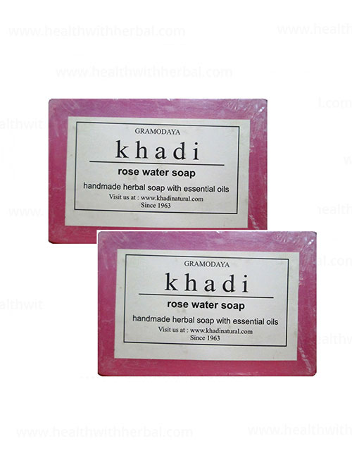 buy Khadi Rose Water Soap in UK & USA