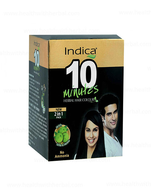 buy CavinKare Indica 10 minutes Herbal Hair Colour in UK & USA