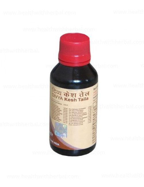 buy Divya Kesh Taila Hair Oil in UK & USA