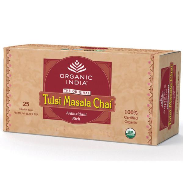 buy Organic India Tulsi Masala Chai in UK & USA