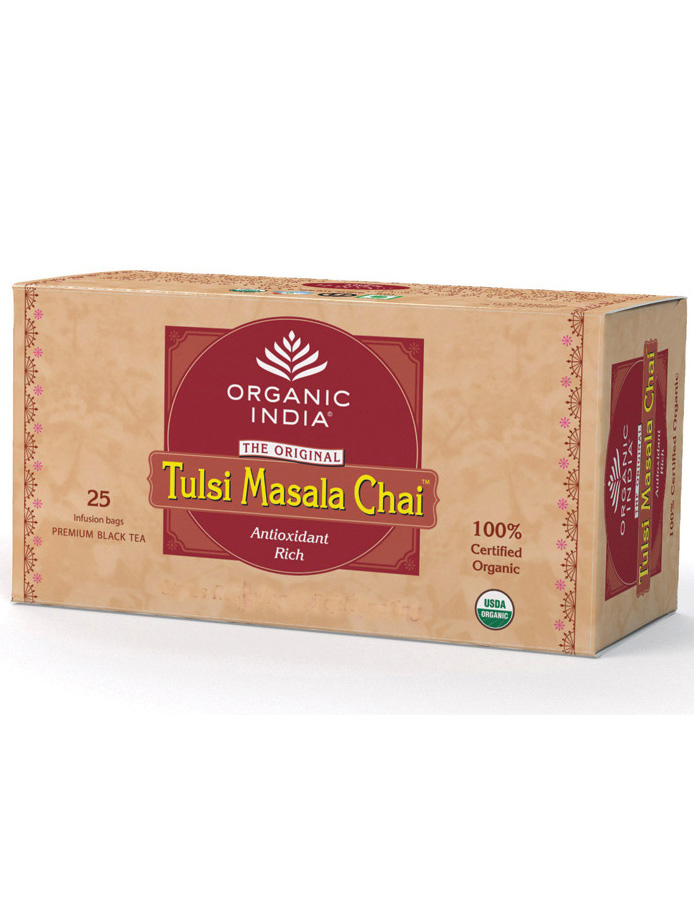 buy Organic India Tulsi Masala Chai in UK & USA