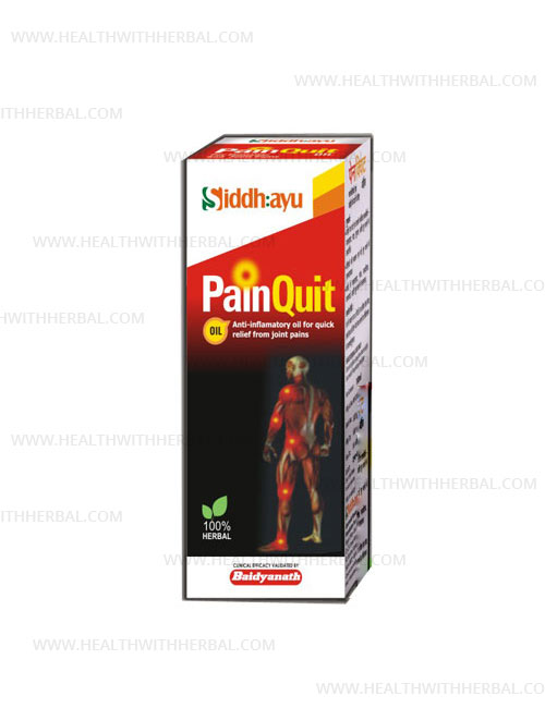 buy BAIDYANATH PAINQUIT OIL in UK & USA