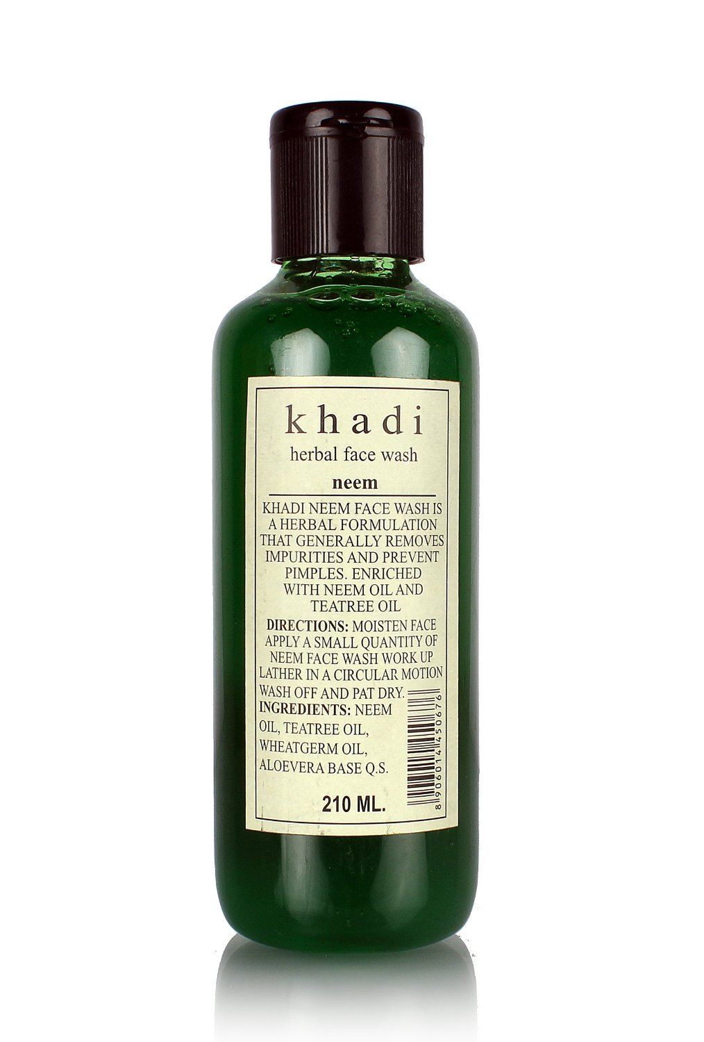 buy Khadi Herbal Neem Face Wash in UK & USA