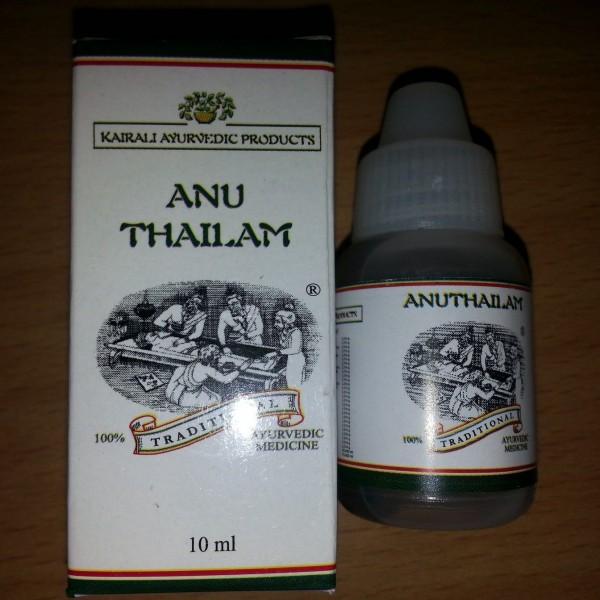 buy ANU Thailam (10 ml) in UK & USA