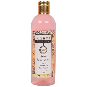 buy Khadi Rose Face Wash 200ml in UK & USA