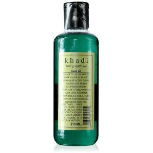 buy Khadi Tulsi hair oil 210ml in UK & USA