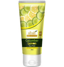 buy Sri Sri Ayurveda Cucumber Lemon Face Wash 60 ml in UK & USA