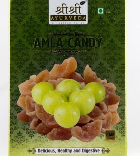 buy Sri Sri Ayurveda Amla Candy 400 gm in UK & USA