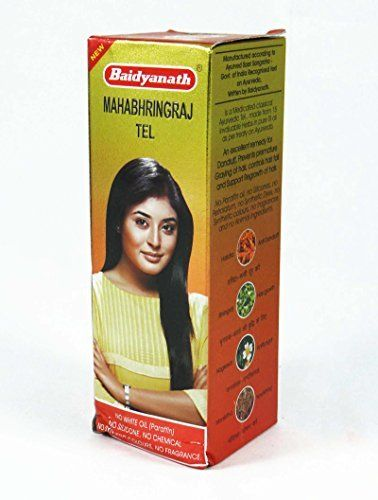 buy Baidyanath Mahabhringraj Herbal Hair Oil in UK & USA