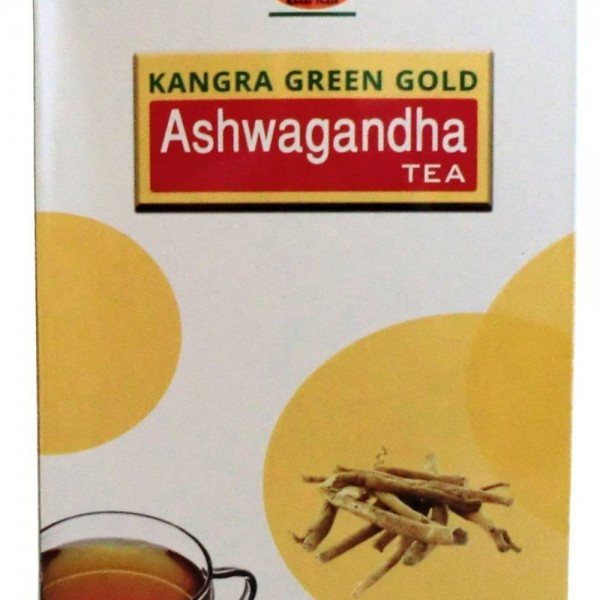buy Kangra Green Gold Ashwagandha Tea100 Gm in UK & USA