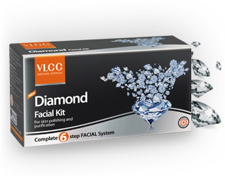buy VLCC Diamond Facial Kit in UK & USA