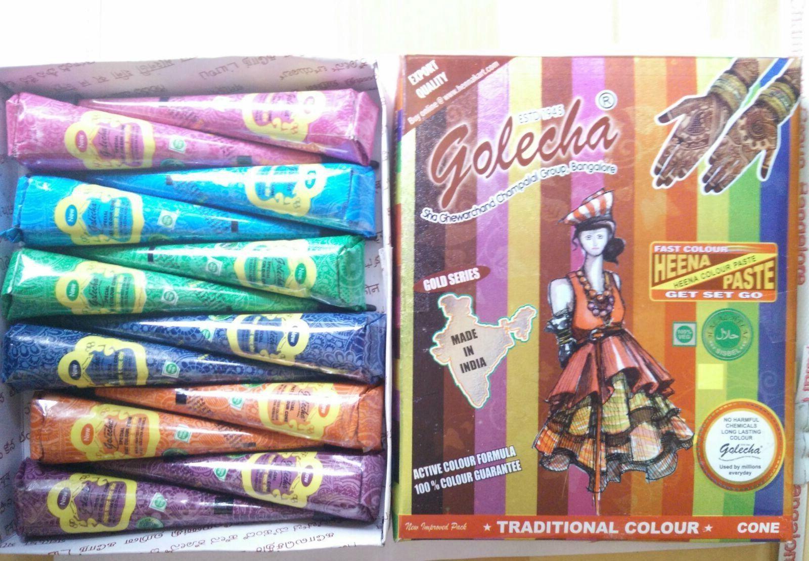 buy Golecha Multi Color Cone in UK & USA