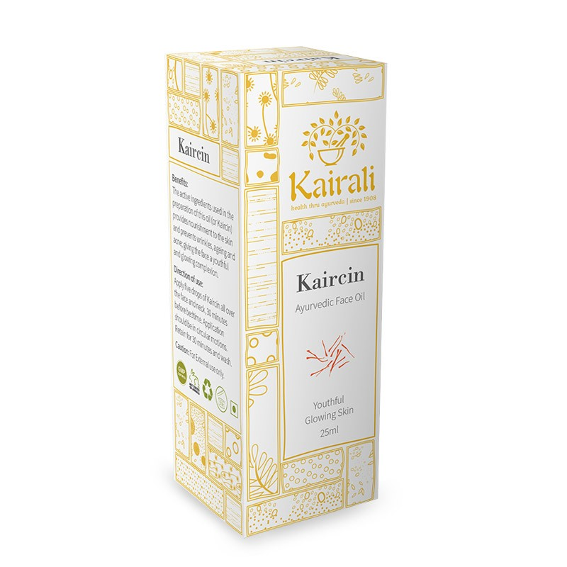 buy Ayurvedic Kaircin Facial Oil -25 ml in UK & USA