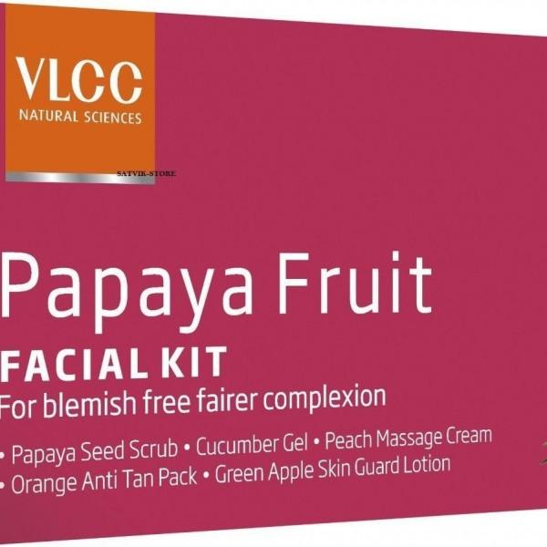 buy VLCC Payaya Fruit Facial Kit in UK & USA