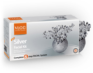 buy VLCC Silver Facial Kit in UK & USA