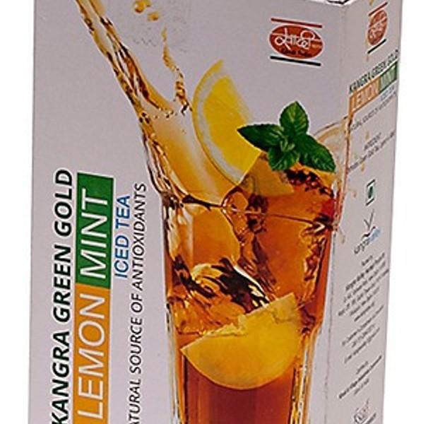 buy Kangra Green Gold Lemon Mint Iced Tea100 gms in UK & USA