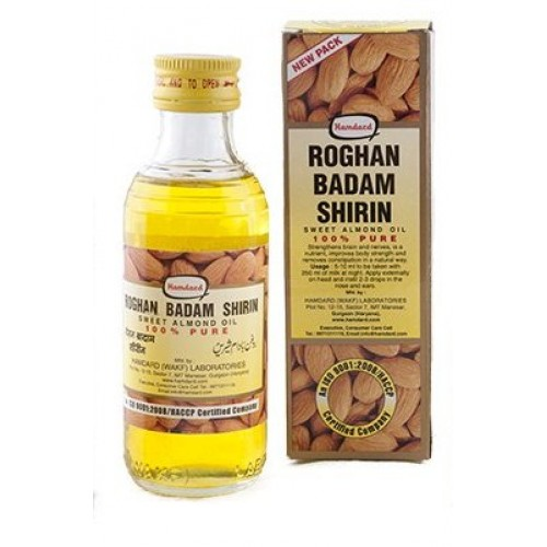 buy Roghan Badam Shirin/Sweet Almond Oil in UK & USA