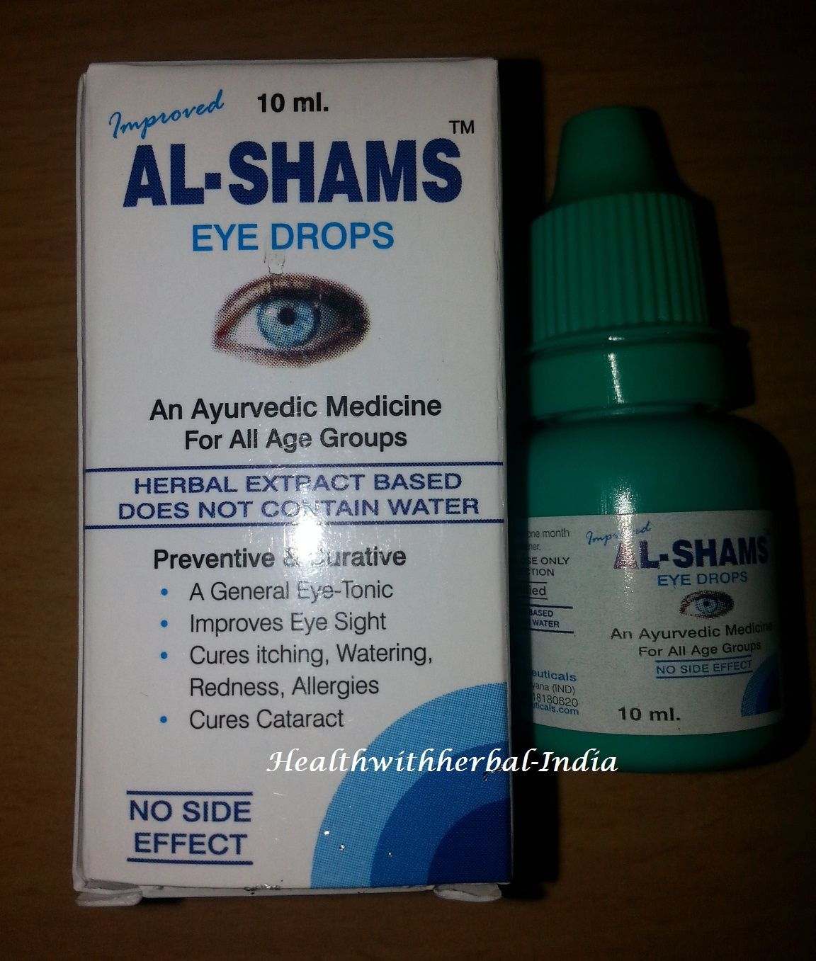 buy Al-Shams Eye Drops in UK & USA