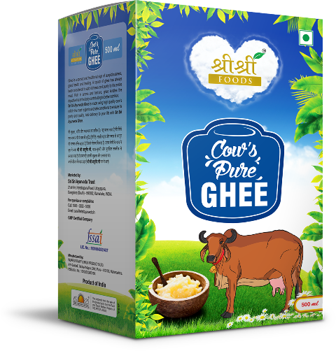 buy Cow's Pure Desi Ghee 500 ml in UK & USA