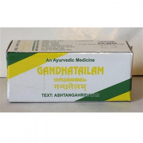 buy Ayurvedic Gandha Tailam in UK & USA
